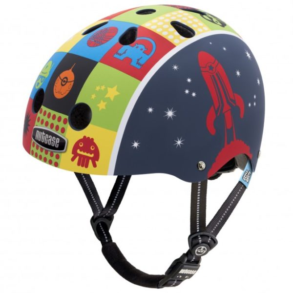 Little Nutty Space Cadet - Casque vélo enfant