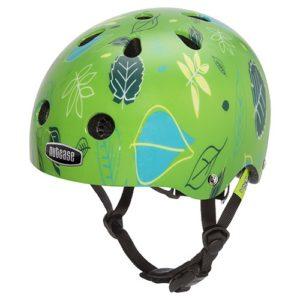 Baby Nutty Go Green Go - Casque de vélo bébé