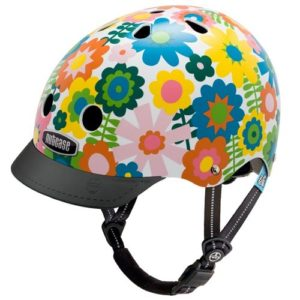 Little Nutty In Bloom - Casque vélo enfant