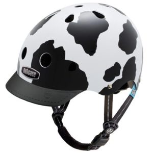 Little Nutty Moo - Casque vélo enfant