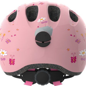 ABUS Smiley Princesse - Casque vélo bébé enfant - tete a casque