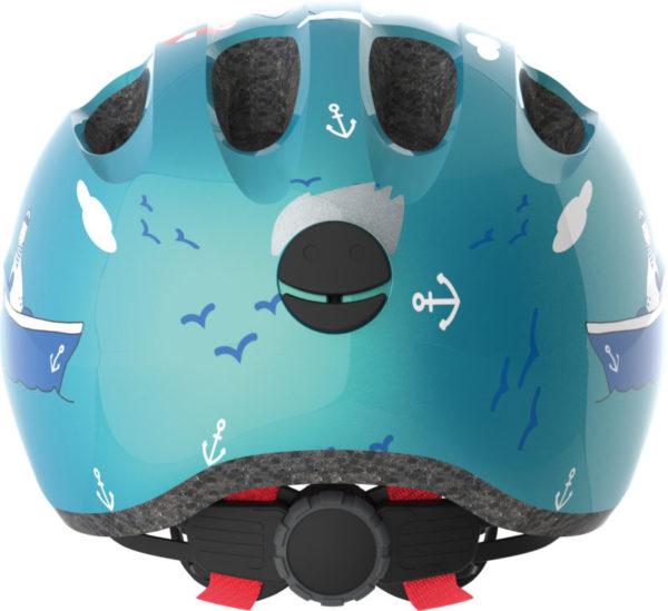 ABUS Smiley Marin - Casque vélo bébé enfant - tete a casque