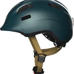 ABUS Smiley Royal Vert - Casque vélo bébé enfant