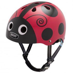 Little Nutty Ladybug - Casque vélo enfant - Tête à Casque