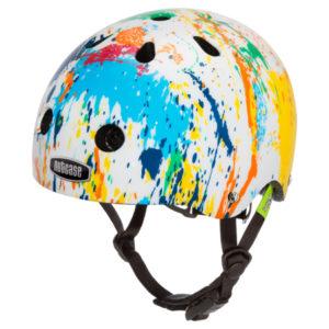 Baby Nutty Color Splash - Casque vélo bébé