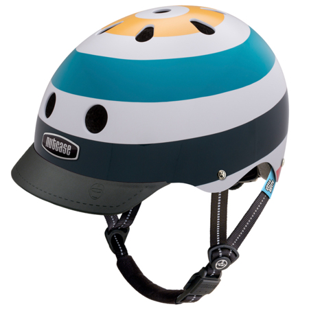 Little Nutty Radio Wave - Casque vélo enfant