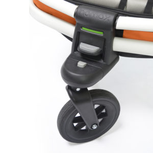 Hamax Outback - Remorque vélo enfant - sécurité - Tête à Casque