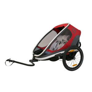 Hamax Outback - Remorque vélo enfant - Tête à Casque