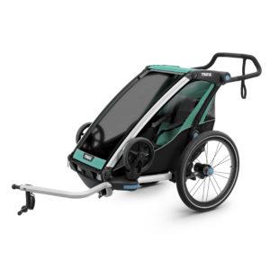 Thule Chariot Lite - Remorque vélo enfant - Tête à Casque