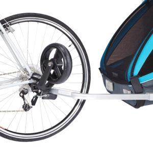 Thule Coaster XT - Remorque vélo enfant mode vélo - Tête à Casque