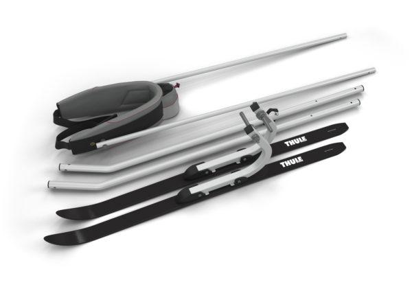 Kit Ski remorque Thule Chariot