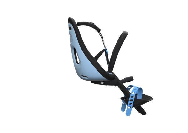 Thule Yepp Nexxt Mini - Bleu - Côté