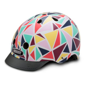 Casque Nutcase Street Adulte Kaleidoscope