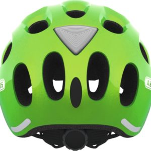 ABUS Youn-I vert - casque vélo enfant - Tête à Casque - Dos