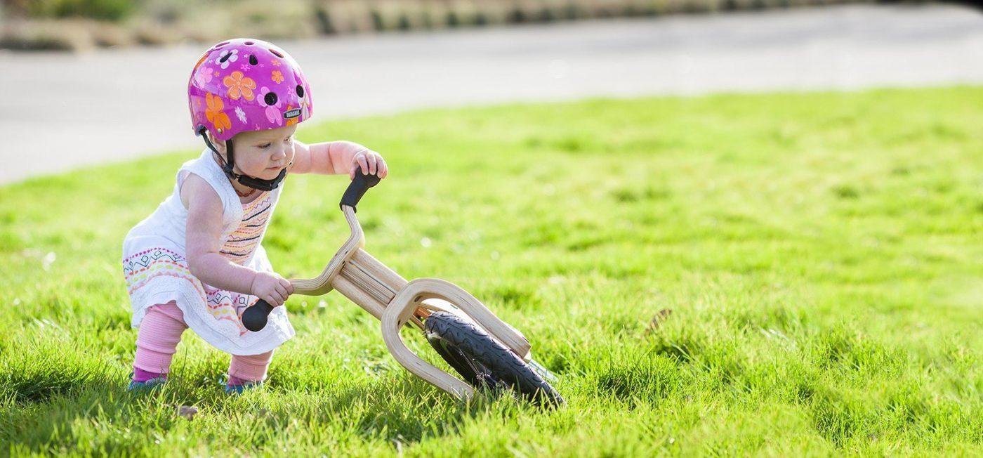 Quel casque de vélo choisir pour mon bébé ?