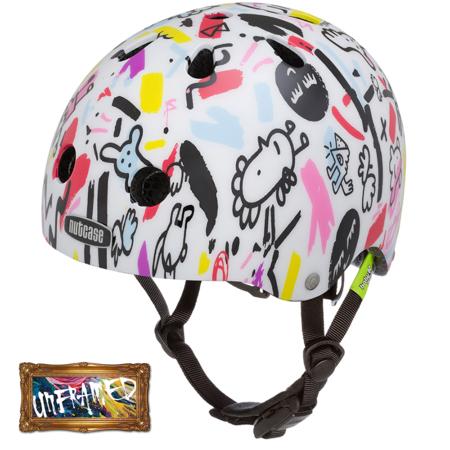 Baby Nutty Oodlies - casque vélo bébé - Tête à Casque