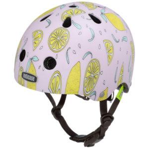 Baby Nutty Pink Lemonade - casque vélo bébé - Tête à Casque
