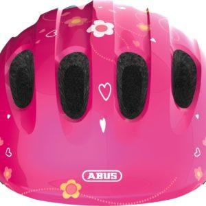 ABUS Smiley Princesse - Casque vélo bébé enfant- Face