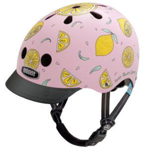Little Nutty Pink Lemonade - Casque vélo enfant - Tête à Casque