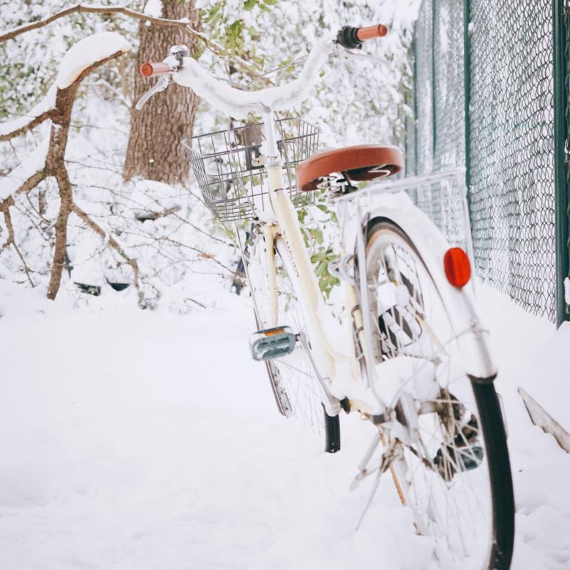 Comment s'équiper pour faire du vélo en hiver ?
