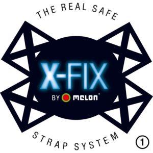 Casque Melon Toddler - système X-fix - Casque vélo bébé - Tête à Casque