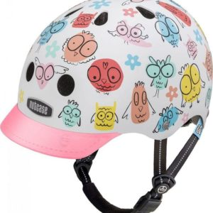 Little Nutty Owl Party - Casque vélo enfant - Tête à Casque