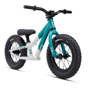 Draisienne Commencal Ramones 12' Lagoon 2021 - face