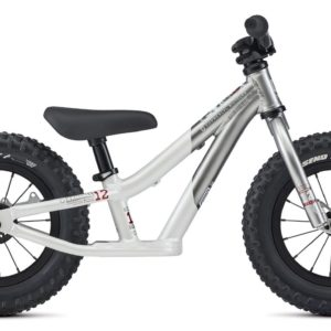 Draisienne Commencal Ramones 12' chrome 2021 - side