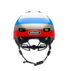 Casque vélo enfant Little Nutty Captain - Front