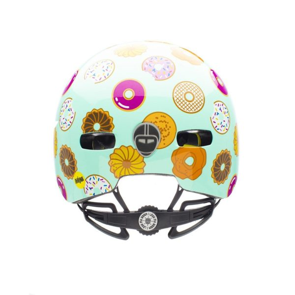 Casque vélo enfant Little Nutty Doh - Back