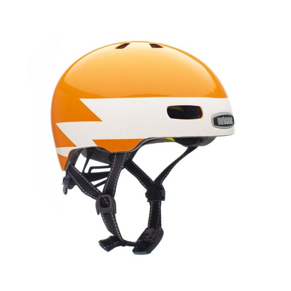 Casque vélo enfant Little Nutty Lightnin' Gloss
