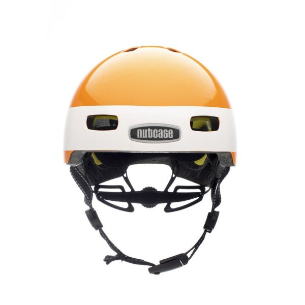 Casque vélo enfant Little Nutty Lightnin' Gloss - Front