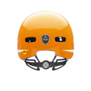 Casque vélo enfant Little Nutty Lightnin' Gloss - Back