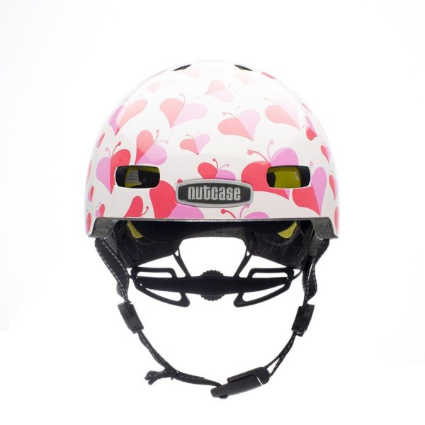 Casque vélo enfant Little Nutty Love Bug - Front
