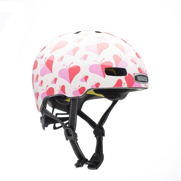 Casque vélo enfant Little Nutty Love Bug