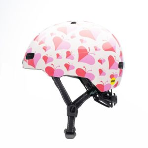 Casque vélo enfant Little Nutty Love Bug - Side
