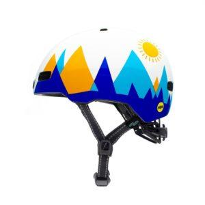 Casque vélo enfant Little Nutty Mountain Calling - Side