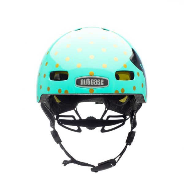 Casque vélo enfant Little Nutty Sock Hop - Front