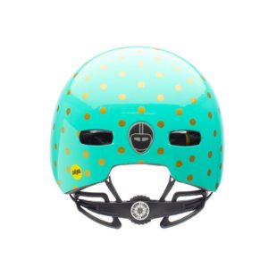 Casque vélo enfant Little Nutty Sock Hop - Back