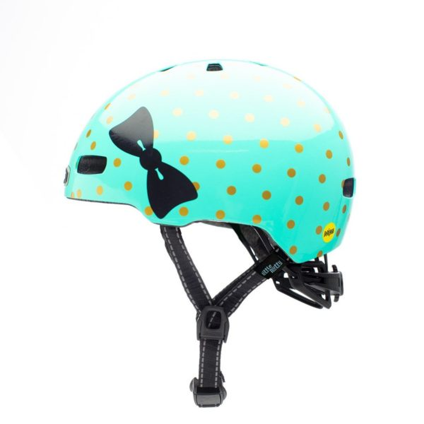 Casque vélo enfant Little Nutty Sock Hop - Side