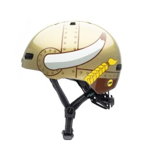Casque vélo enfant Little Nutty Vikki King - Side
