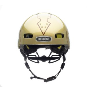 Casque vélo enfant Little Nutty Vikki King - Front