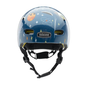Casque vélo bébé Baby Nutty Galaxy Guy- face