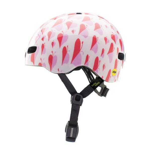 Casque vélo bébé Baby Nutty Love Bug - side