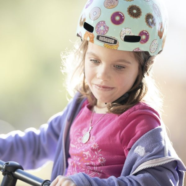 Casque vélo enfant Little Nutty Doh - Child