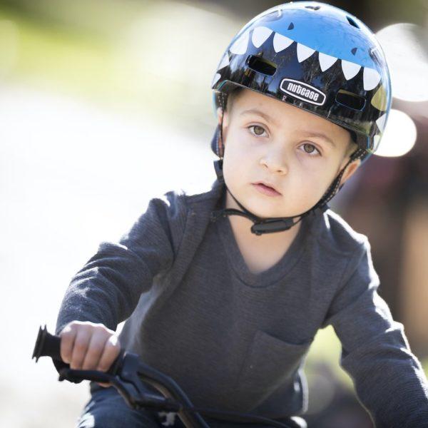 Casque vélo enfant Little Nutty Lil' Jaws - Child