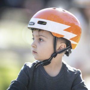 Casque vélo enfant Little Nutty Lightnin' Gloss - Child