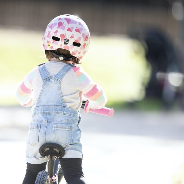 Casque vélo enfant Little Nutty Love Bug - Child