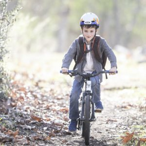 Casque vélo enfant Little Nutty Mountain Calling - Child