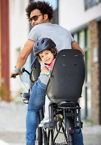 Siège vélo arrière Urban Iki